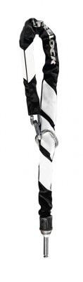 Zapięcie plug in TRELOCK ZR 355 Reflect białe